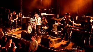Lucero feat.  Frank Turner - What Else Would You Have Me Be - 09/09/2013 Hamburg