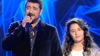 """Antonio Orozco ft. Rocío: """"Mi Héroe"""" – Final  - La Voz Kids 2017"""