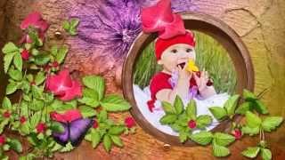 Raspberry summer.Малиновое лето