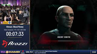 #ESASummer18 Speedruns - Hitman: Blood Money [Silent Assassin] by TheKotti