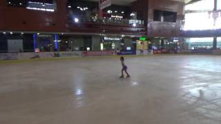 Kimberly Cheung (Artistic FS2, 6yo) Skate Asia 2017