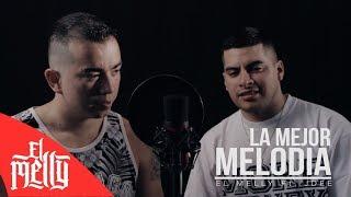 El Melly - La Mejor Melodia Ft. J Dee (Video Estudio)