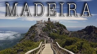 Madeira Island, Portugal - Drone Footage by FX Guillain - 4K