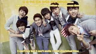 Infinite - 60초 (60 Seconds) [English Subs, Hangul & Romanization]