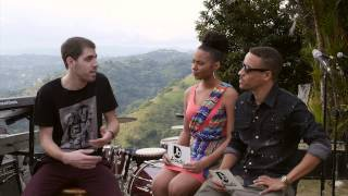 Richie Campbell on how he became a Portuguese Reggae Artist - Jussbuss Acoustic