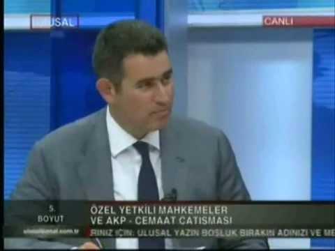 Ankara Barosu Başkanı Av. Metin FEYZİOĞLU