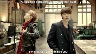 Super Junior's Donghae & Eunhyuk - 아직도 난 (Still You) MV [English Subs & Romanization]