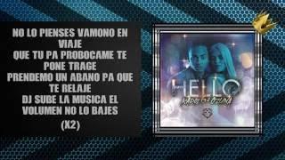 Karol G Ft. Ozuna - Hello (Letra)