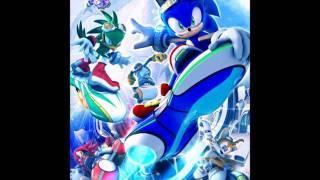 Sonic Riders Zero Gravity Music-14 Babylon Garden