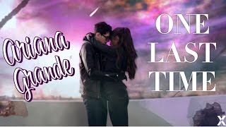 Ariana Grande - One Last Time (Lyrics On Screen HQ) OFFICIAL AUDIO (from My Everything)