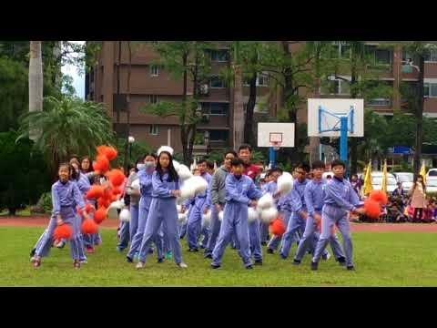 20171206六上運動會預演-大會舞