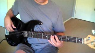 """""""The Anthem"""" (Planetshakers) Bass Cover"""