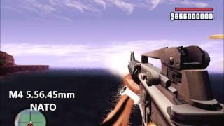 GTA SA: Realistic Gun Sounds v7.3 2013+DOWNLOAD