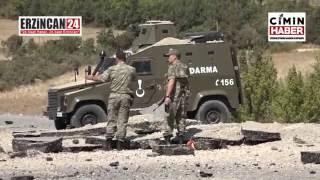 Erzincan'da Jandarma Noktasına Bombalı Saldırı