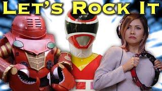 FAN FILM: Let's Rock It - feat. Yeng Constantino [Power Rangers]
