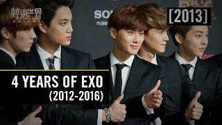 4 Years of EXO (Anniversary Special)
