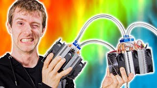 Thermoelectric Cooling is a Bad Idea