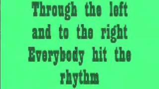 Alesha Dixon-The Boy Does Nothing  lyrics
