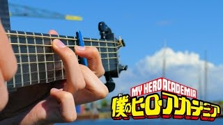 Boku no Hero Academia S2 Opening - Peace Sign - Fingerstyle Guitar Cover