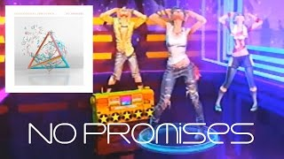 "Dance Central - ""No Promises"" Cheat Codes ft. Demi Lovato No Flashcard Fanmade"