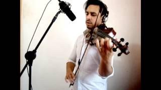 Marcos e Belutti - Romântico Anônimo by Douglas Mendes ( Violin Cover )