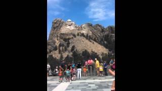Monte Rushmore em Dakota do Sul