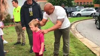 This Video Will Make You Love '' Dwayne The Rock Johnson ''