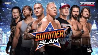 WWE SummerSlam 2016   Back To The NYC   3rd Official Theme Song