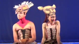 Can You Feel the Love - Lion King Jr. 2015