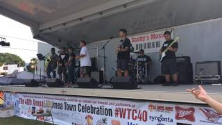 Sweet Reggae Woman (Waimea Town Celebration)