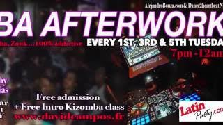 Kizomba Afterwork NYC - Every 1st, 3rd and 5th Tuesday in NYC