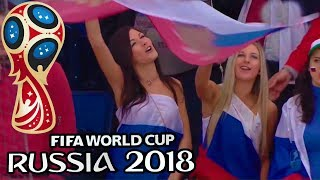 ▶️ OFFICIAL FIFA WORLD CUP RUSSIA 2018 ★ ('Official Video') - Subtitles width=