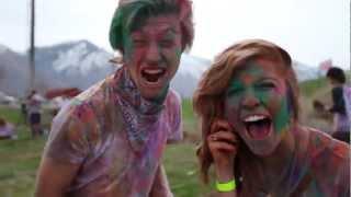 TroLOL - Festival de Cores! Maior festa de cores do Mundo!