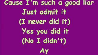 N-Dubz ft. Mr Hudson - Playing With Fire / LyricS
