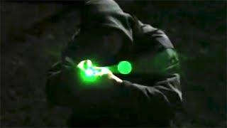 Man Points Laser At WRONG Target