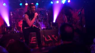 Saliva - Rise Up (live) in Las Vegas 4/19/14