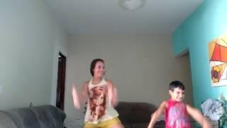 Dança do música do patinho