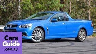 2014 Holden VF SS-V Redline Ute review