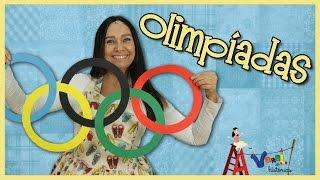 Olimpíadas - Varal de Histórias