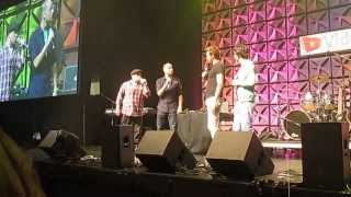 Mario Bros vs Wright Bros - Epic Rap Battles of History (Live) - VidCon 2013
