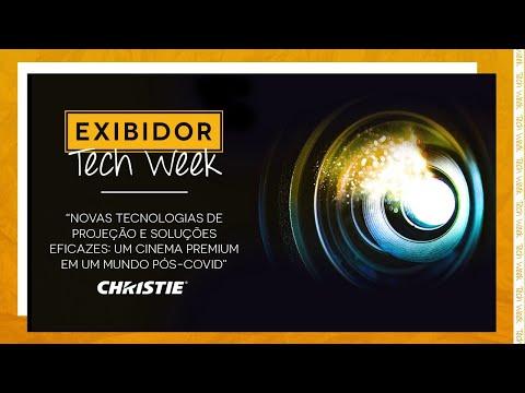 EXIBIDOR Tech Week - Painel Christie