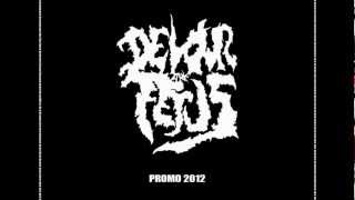 Devour The Fetus - Putrefying tumor placentomized