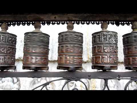 Prayer mills