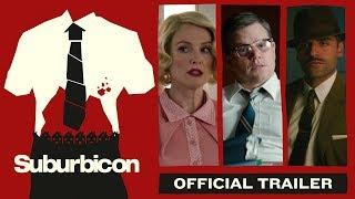 Suburbicon (2017) - Official Trailer - Paramount Pictures