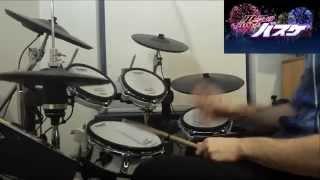 Kuroko no Basket Season 3 OP - Punky Funky Love - Drum Cover
