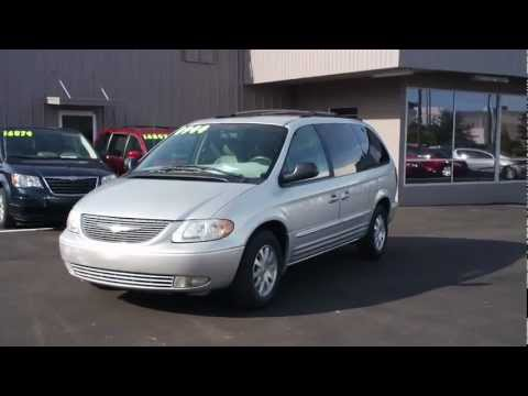 2001 chrysler town and country service manual consumer engage. Black Bedroom Furniture Sets. Home Design Ideas