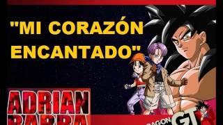 "Adrian Barba canta ""Mi corazon encantado"" Opening de Dragon Ball GT"