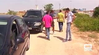 Patrullas de vigilancia por la Puebla de Almoradiel