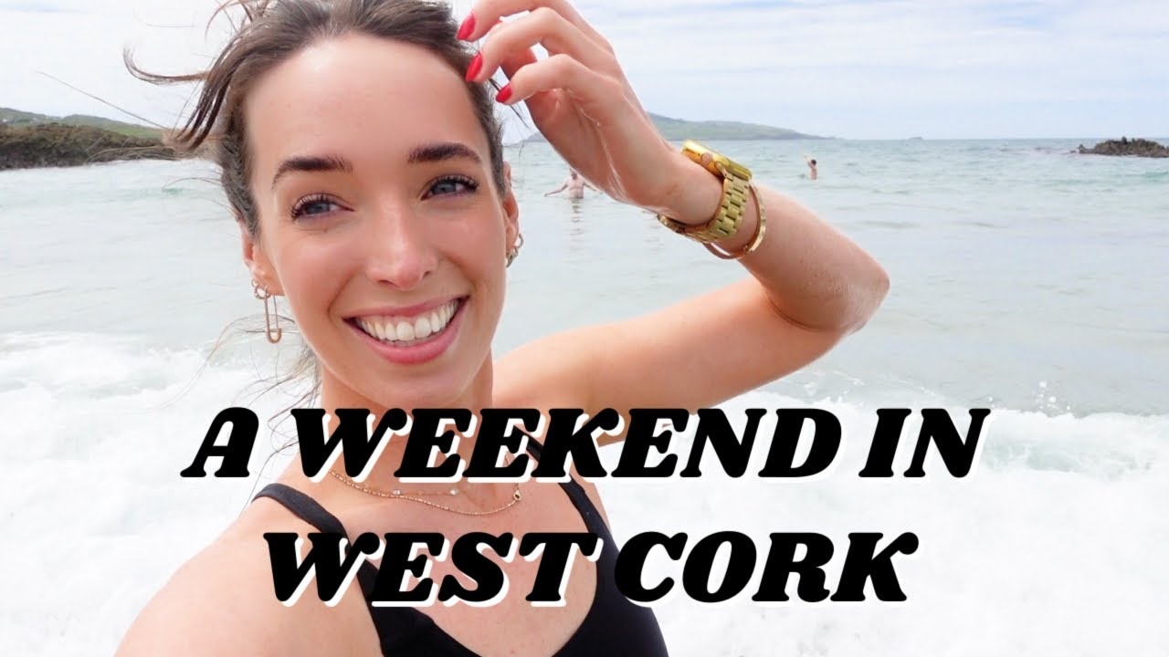 THE MOST BEAUTIFUL TOWN IN IRELAND? Weekend in West Cork / Irish Travel Guide VLOG / Ciara O Doherty