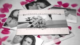 Convite de Casamento Full HD